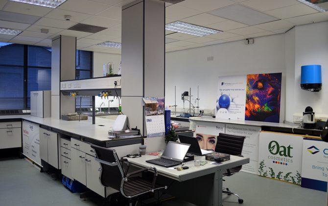 ProTec Ingredia's New Lab