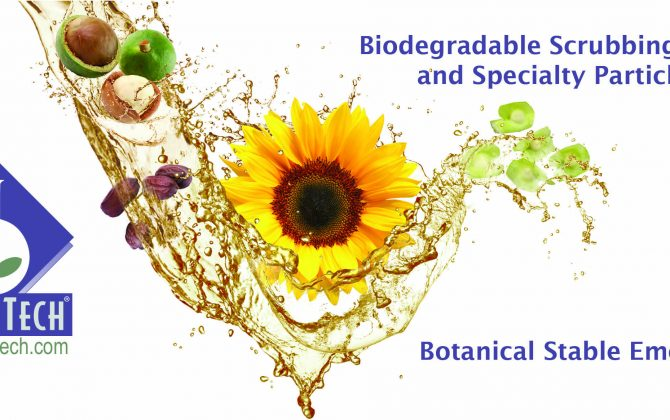 Sunscreens made Better with Floraesters K20W Jojoba and Floramac 10