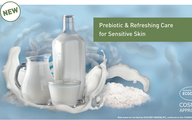 Lipoid Kosmetik: Prebiotic & Refreshing Care for Sensitive Skin