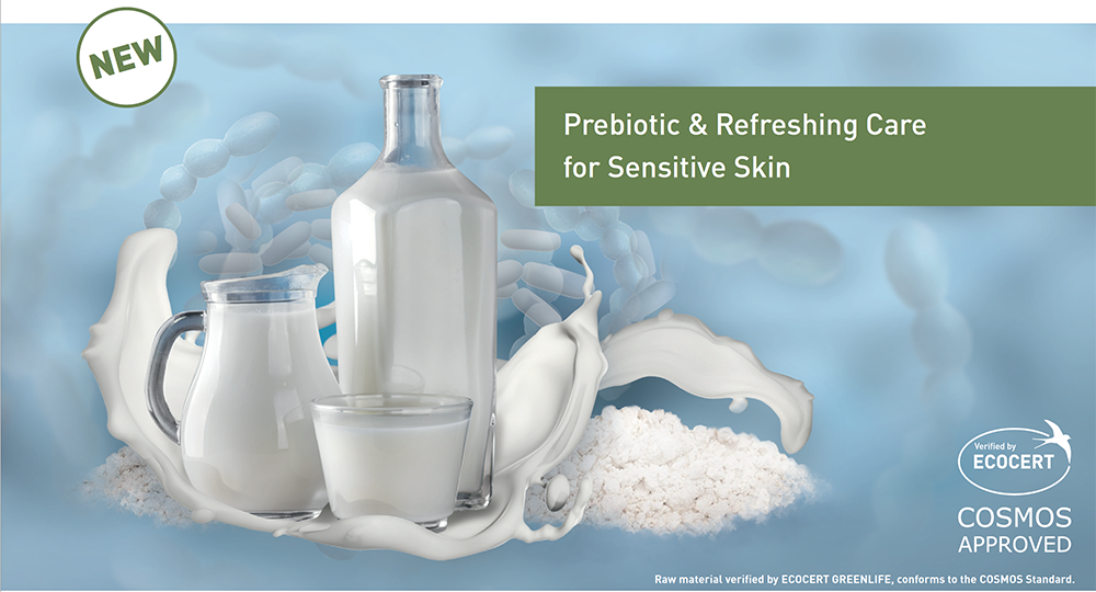 Lipoid Kosmetik: Prebiotic & Refreshing Care for Sensitive Skin